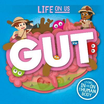 Gut - Life On Us (Hardback)