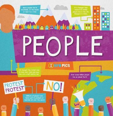 People - InfoPics (Hardback)