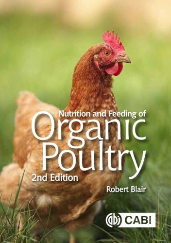 Nutrition and Feeding of Organic Poultry (Hardback)