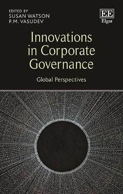 Innovations in Corporate Governance: Global Perspectives (Hardback)