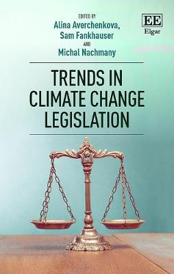 Trends in Climate Change Legislation (Hardback)
