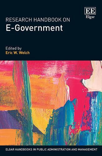 Research Handbook on E-Government (Hardback)