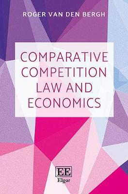 Comparative Competition Law and Economics (Paperback)
