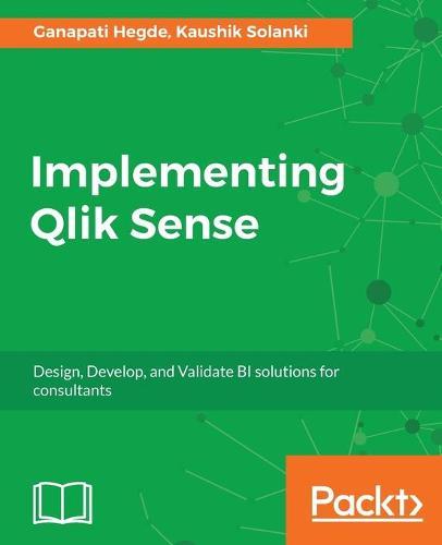 Implementing Qlik Sense (Paperback)