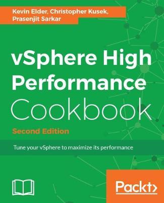vSphere High Performance Cookbook - (Paperback)