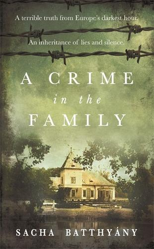 A Crime in the Family (Hardback)