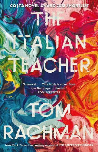 Cover of the book, The Italian Teacher.