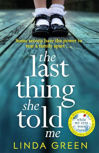 The Last Thing She Told Me (Paperback)