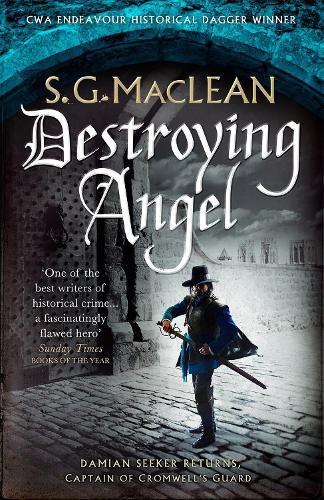 Destroying Angel - The Seeker (Paperback)