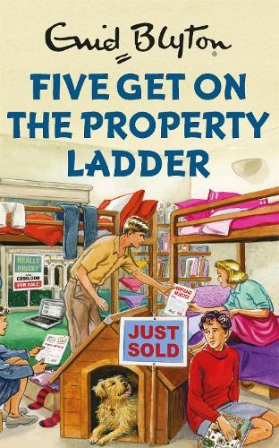 Five Get On the Property Ladder (Hardback)