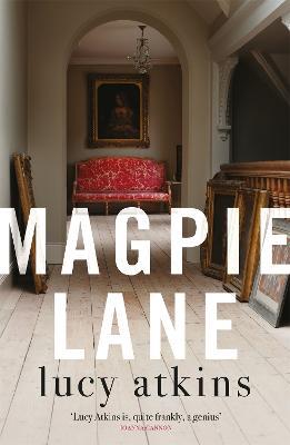 Magpie Lane (Hardback)