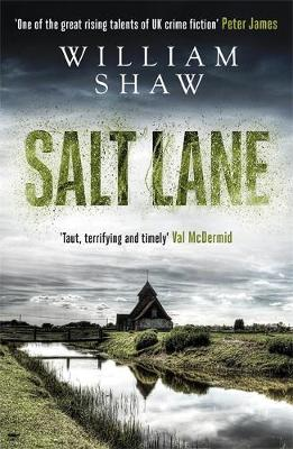 Salt Lane: DS Alexandra Cupidi: Book 1 - DS Alexandra Cupidi (Hardback)