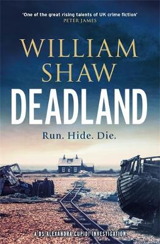 Deadland - DS Alexandra Cupidi (Hardback)