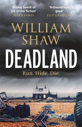 Deadland: the second ingeniously unguessable thriller in the D S Cupidi series - DS Alexandra Cupidi (Paperback)