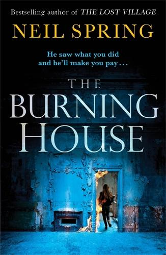 The Burning House (Paperback)