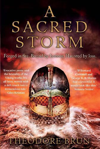 A Sacred Storm - The Wanderer Chronicles (Hardback)