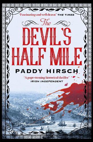 The Devil's Half Mile - Lawless New York (Paperback)