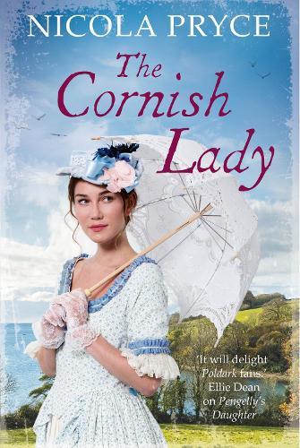 The Cornish Lady - Cornish Saga (Paperback)