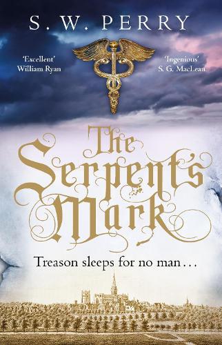 The Serpent's Mark - The Jackdaw Mysteries (Hardback)