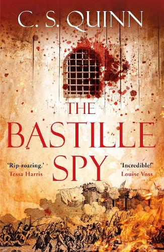 The Bastille Spy: Shortlisted for the HWA Gold Crown 2020 - A Revolution Spy series (Paperback)