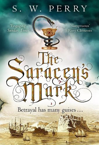 The Saracen's Mark - The Jackdaw Mysteries (Paperback)