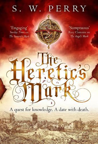 The Heretic's Mark - The Jackdaw Mysteries (Hardback)