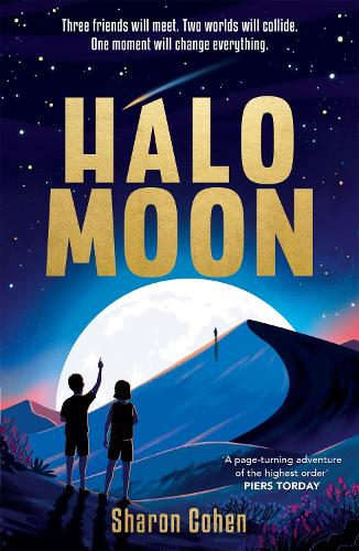 Halo Moon (Paperback)