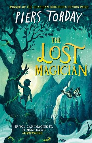 Discover the Lost Magician with Piers Torday