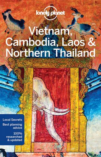 Lonely Planet Vietnam, Cambodia, Laos & Northern Thailand - Travel Guide (Paperback)