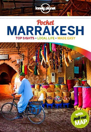Lonely Planet Pocket Marrakesh - Travel Guide (Paperback)