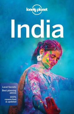 Lonely planet's discover india travel guide – lonely planet shop.