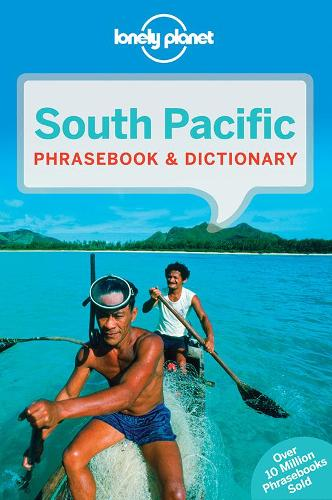 Lonely Planet South Pacific Phrasebook & Dictionary - Phrasebook (Paperback)