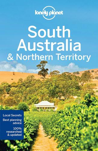 Lonely Planet South Australia & Northern Territory - Travel Guide (Paperback)