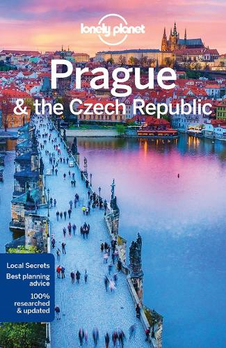 Lonely Planet Prague & the Czech Republic - Travel Guide (Paperback)
