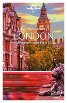 Lonely Planet Best of London 2019 - Travel Guide (Paperback)