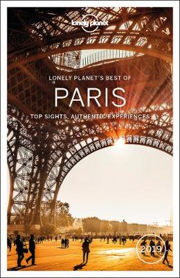 Lonely Planet Best of Paris 2019 - Travel Guide (Paperback)