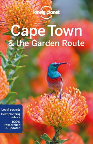 Lonely Planet Cape Town & the Garden Route - Travel Guide (Paperback)
