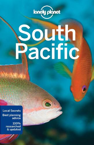 Lonely Planet South Pacific - Travel Guide (Paperback)