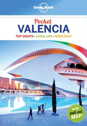 Lonely Planet Pocket Valencia - Travel Guide (Paperback)