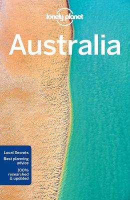 Lonely Planet Australia - Travel Guide (Paperback)