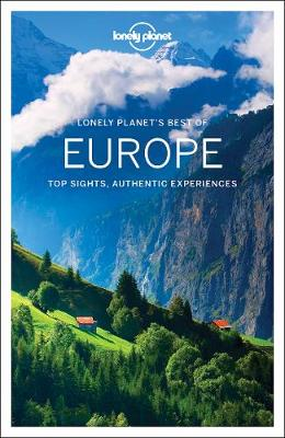 Lonely Planet Best of Europe - Travel Guide (Paperback)