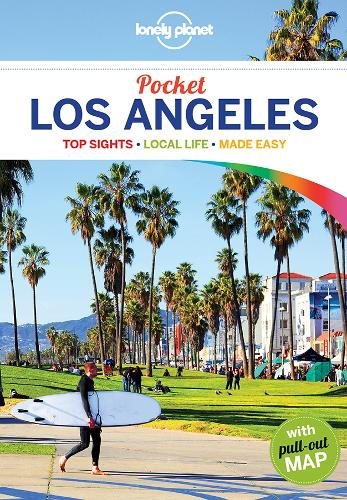 Lonely Planet Pocket Los Angeles - Travel Guide (Paperback)
