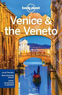 Lonely Planet Venice & the Veneto - Travel Guide (Paperback)