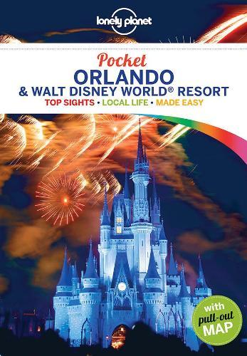 Lonely Planet Pocket Orlando & Walt Disney World (R) Resort - Travel Guide (Paperback)