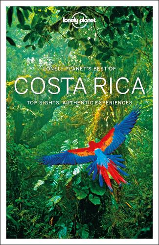 Lonely Planet Best of Costa Rica - Travel Guide (Paperback)