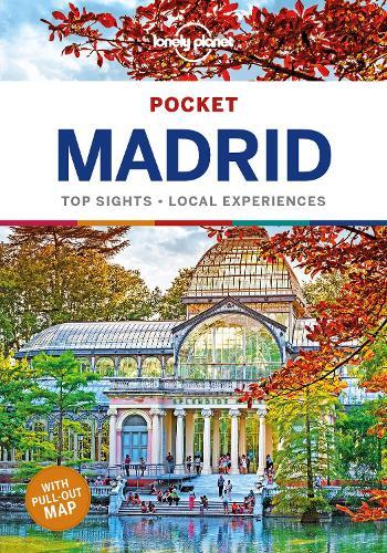 Lonely Planet Pocket Madrid - Travel Guide (Paperback)