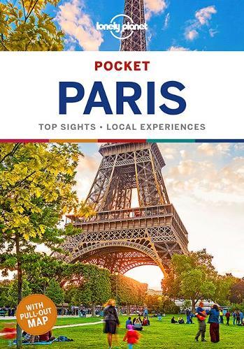 Lonely Planet Pocket Paris - Travel Guide (Paperback)