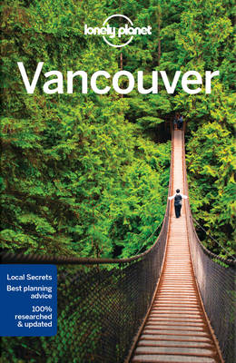 Lonely Planet Vancouver - Travel Guide (Paperback)