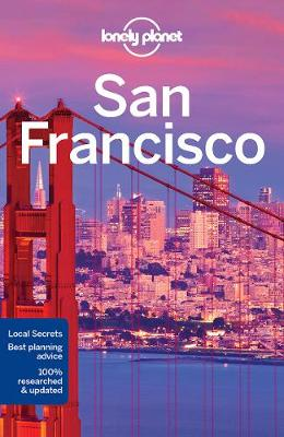 Lonely Planet San Francisco - Travel Guide (Paperback)