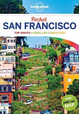 Lonely Planet Pocket San Francisco - Travel Guide (Paperback)